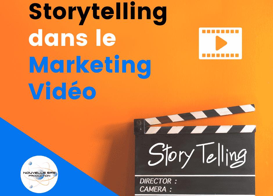 Storytelling dans le marketing vidéo