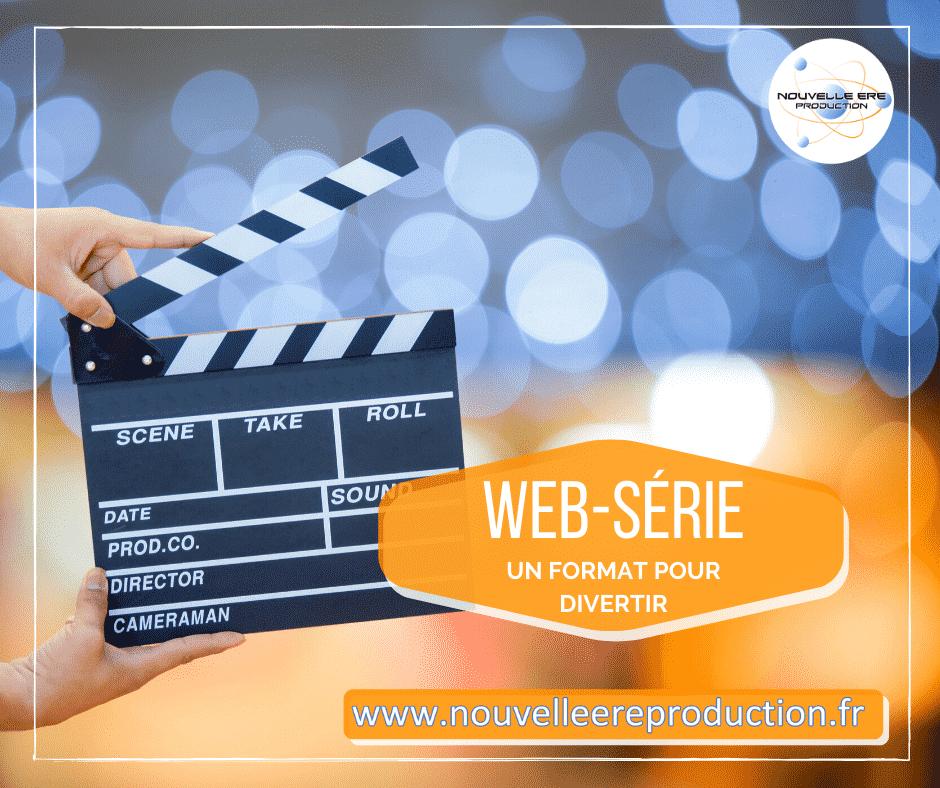 Web-série : un format pour divertir, fidéliser et acquérir de nouveaux clients
