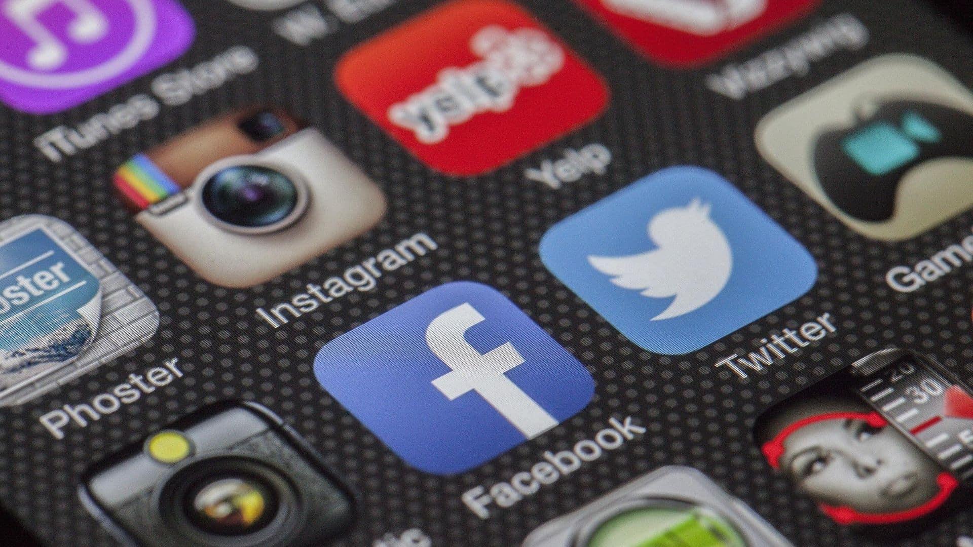 Pourquoi n'êtes-vous pas encore représentés sur les réseaux sociaux