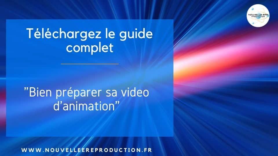 bien préparer votre projet vidéo animation