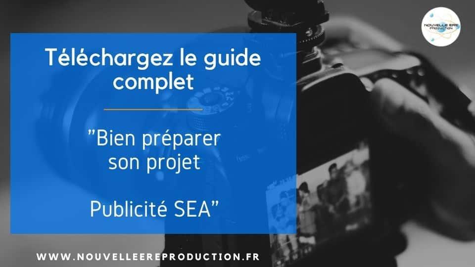 bien préparer votre projet publicité SEA