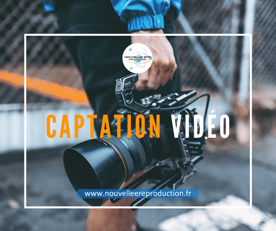Captation vidéo article