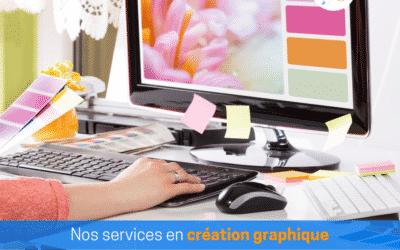 Nos services en création graphique