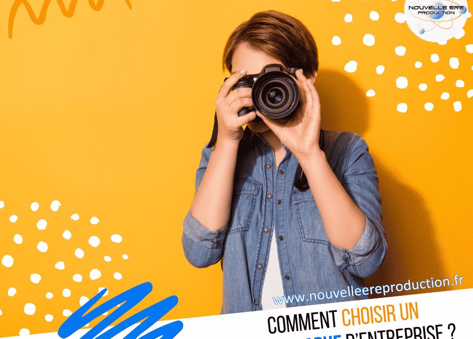 Comment choisir un bon photographe d'entreprise ?
