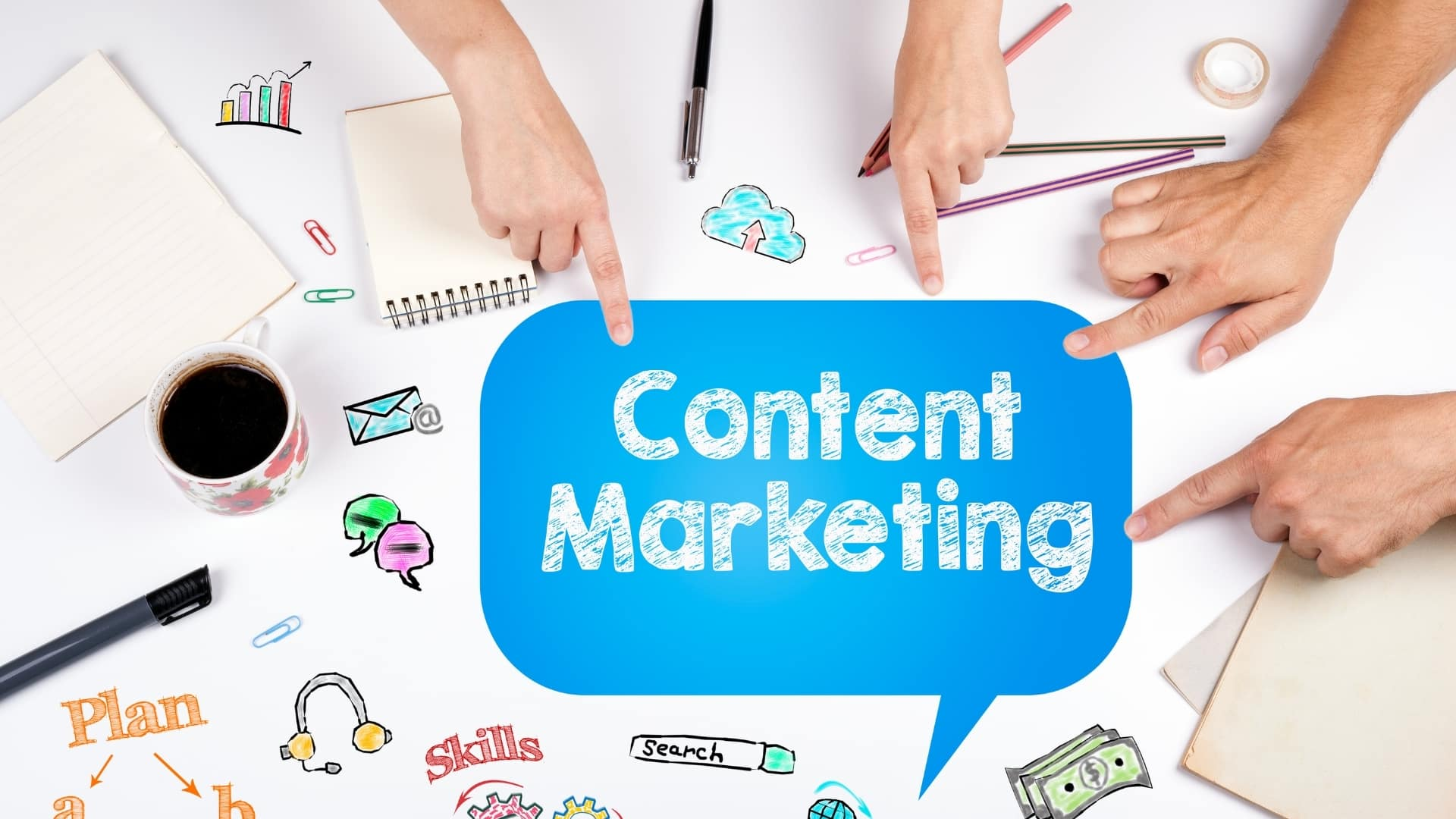Content marketing pourquoi utiliser la video ?
