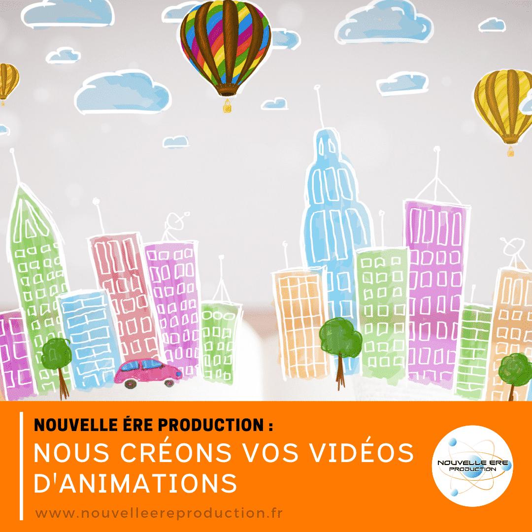 Les vidéos d'animations vecteur d'innovations