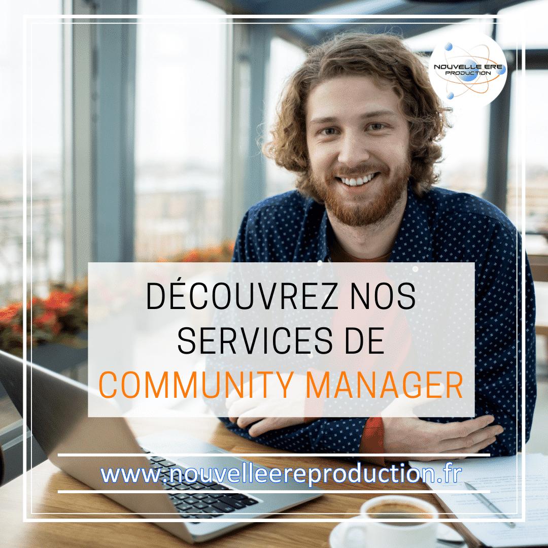 Agence marketing digital : Community management