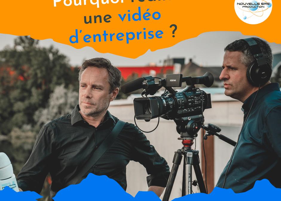 Pourquoi utiliser le film d'entreprise dans votre content marketing?